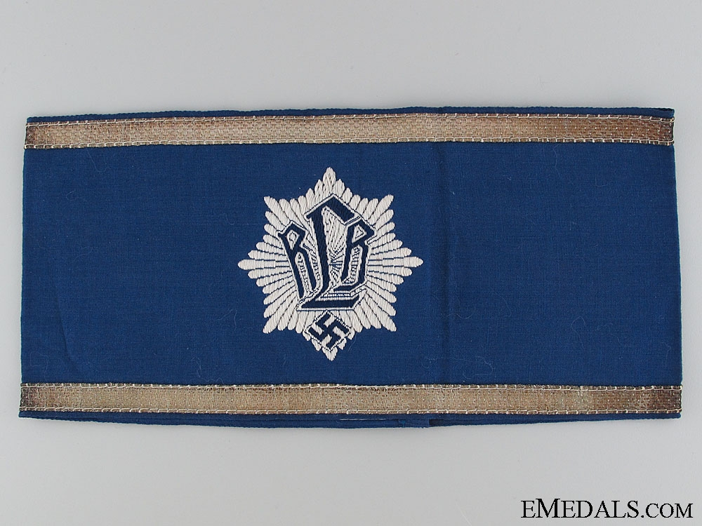 eMedals-Early Senior RLB Officer's Armband