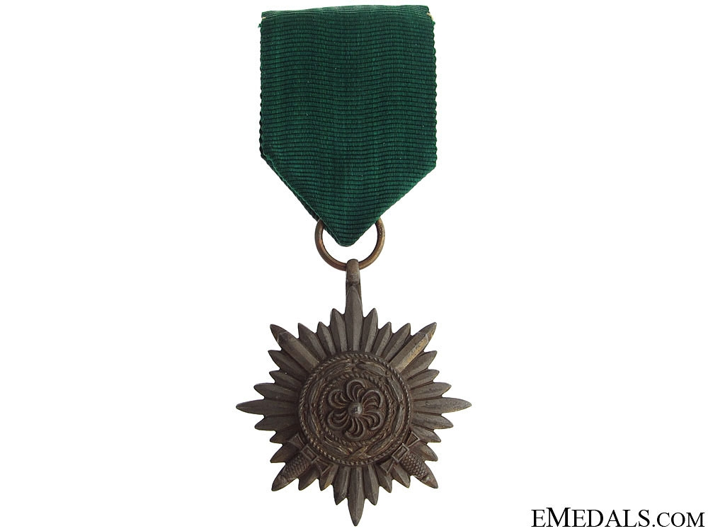 eMedals-Eastern People Bravery Decoration 2nd Class