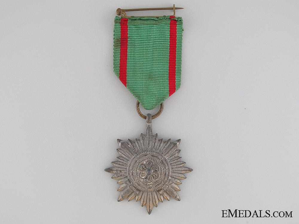 eMedals-Eastern People Bravery Decoration 2nd. Class