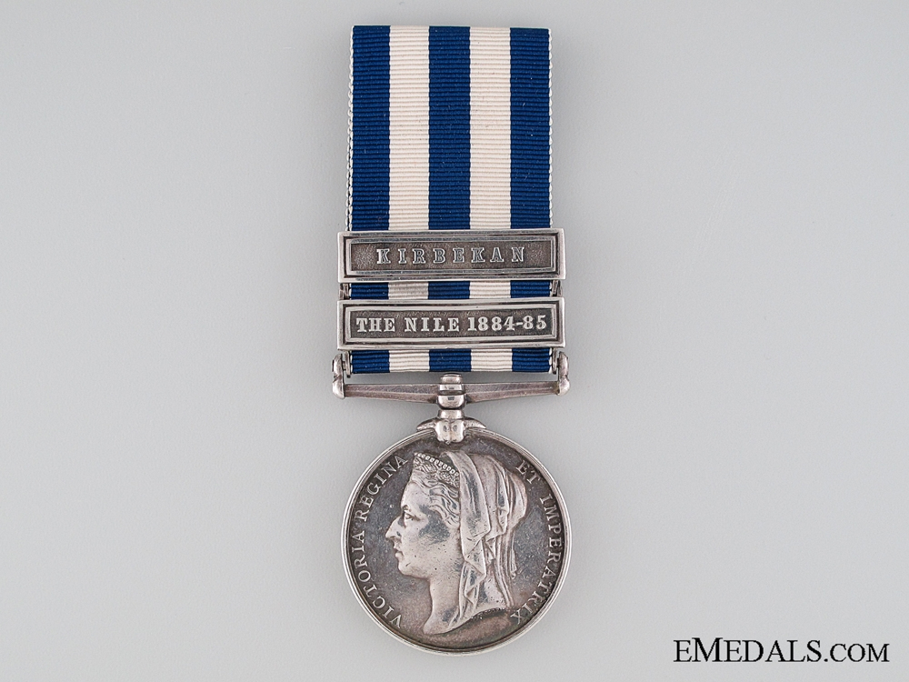 eMedals-An Egypt Medal to the South Staffordshire Regiment