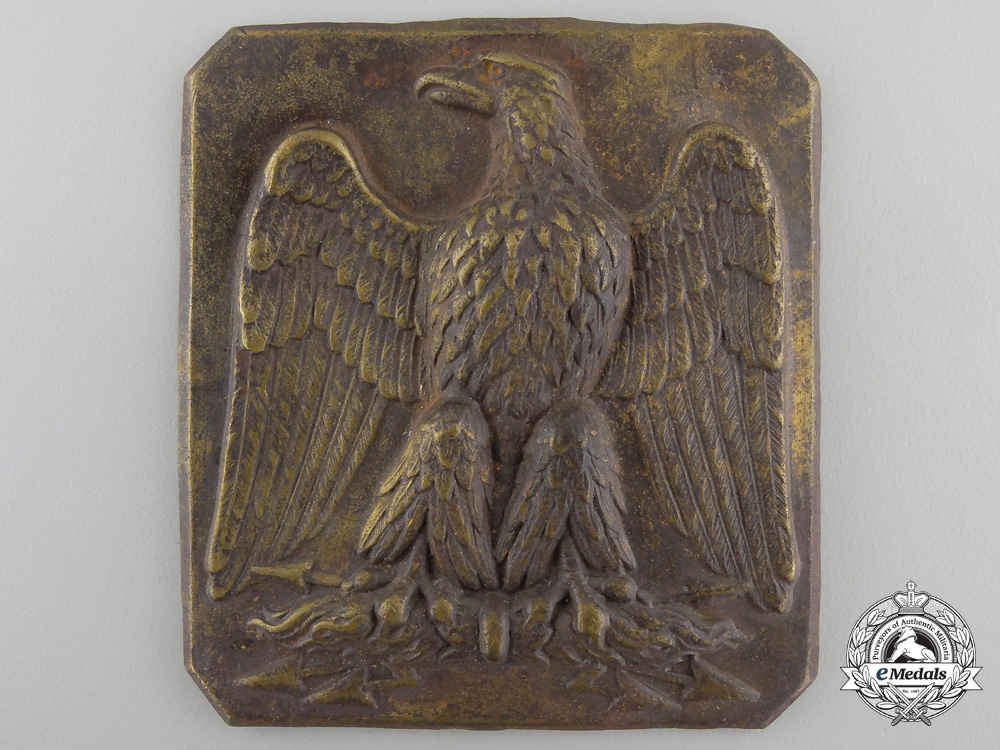 eMedals-A 1850's French Belt Plate