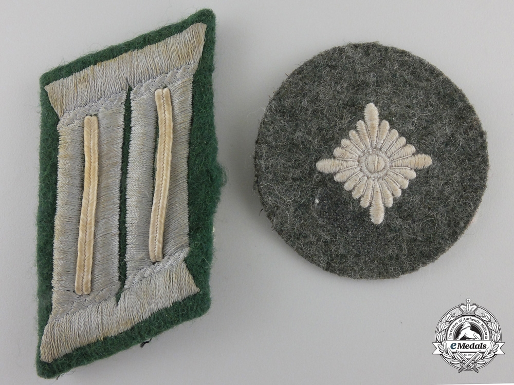eMedals-Two Second War German Insignia