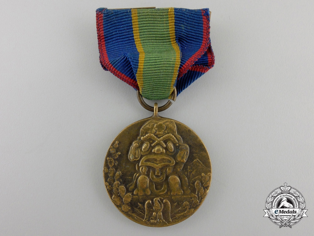 eMedals-A State of New York 1916-17 Mexican Border Service Medal