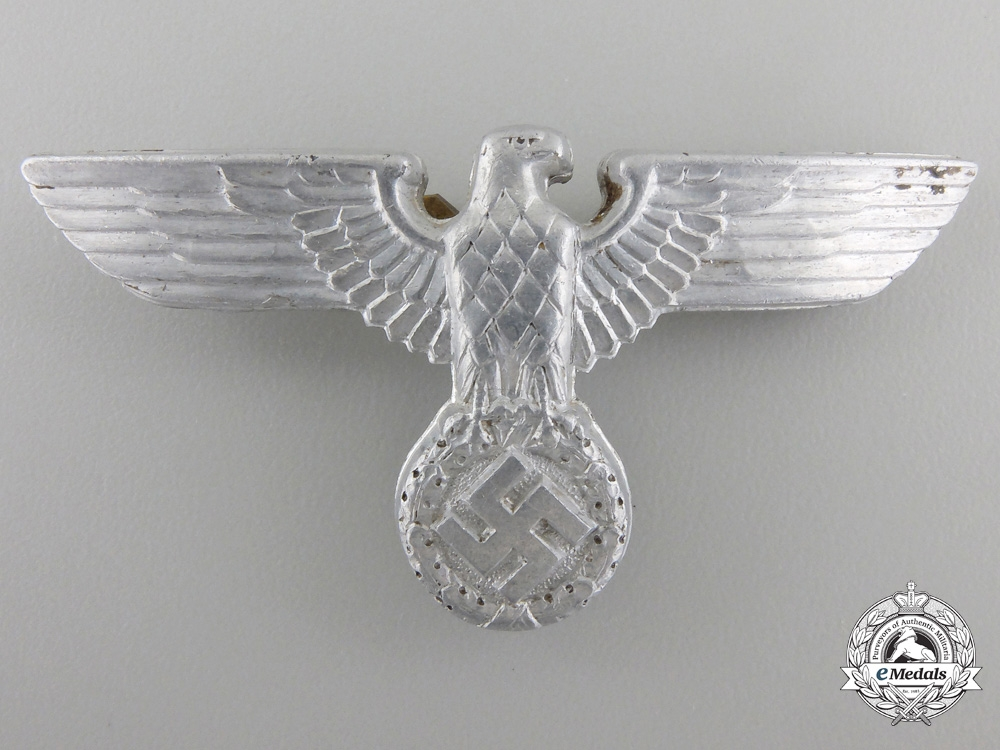 eMedals-An SA/Political 1939 Cap Eagle by Willy Annetsberger