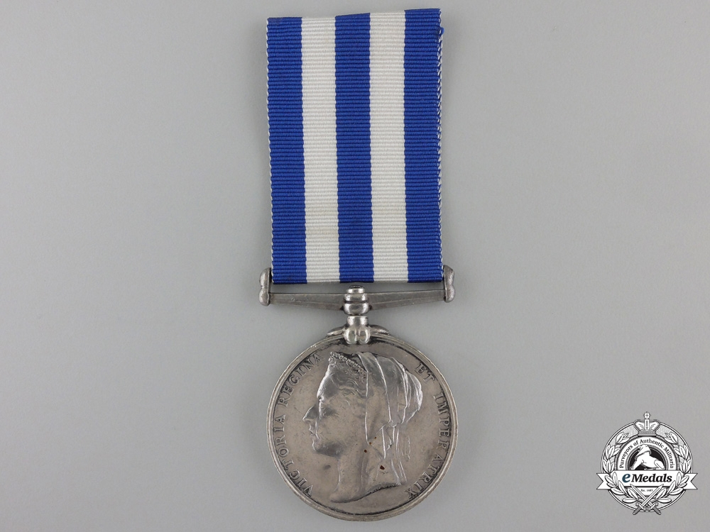eMedals-An 188 Egypt Medal to H.M.S. Agincourt