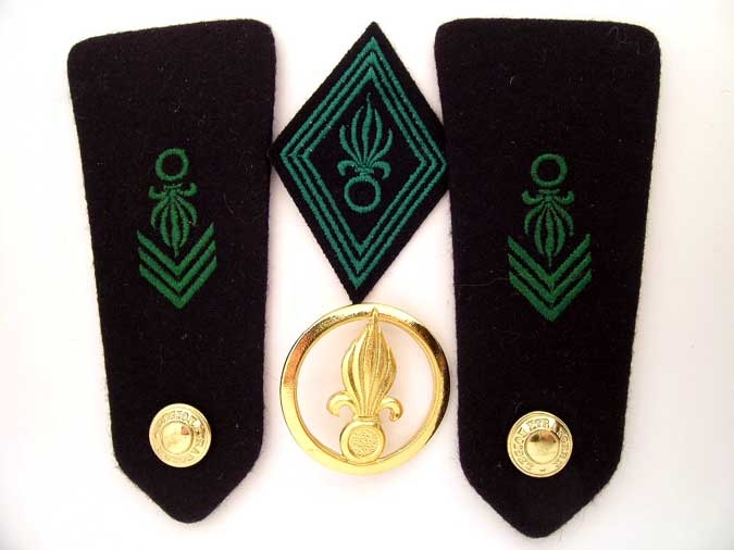 eMedals-FRENCH FOREIGN LEGION INSIGNIA