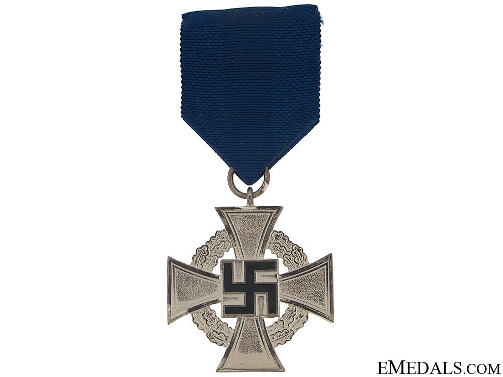 eMedals-Faithful Service Cross – Third Class