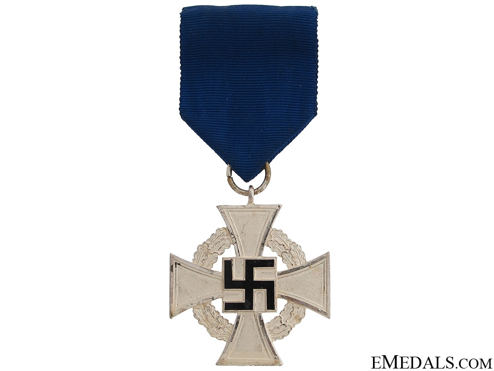 eMedals-Faithful Service Cross