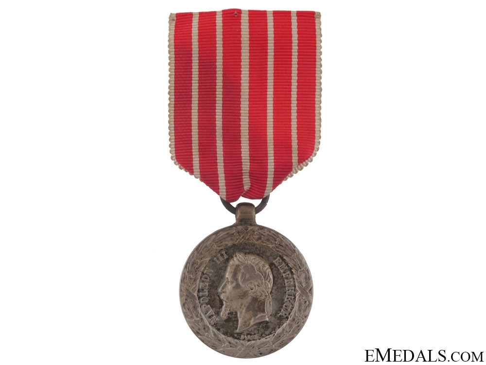 eMedals-Italy Campaign Medal 1859