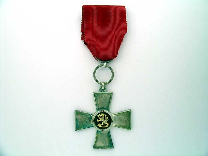 eMedals-ORDER OF LION OF FINLAND