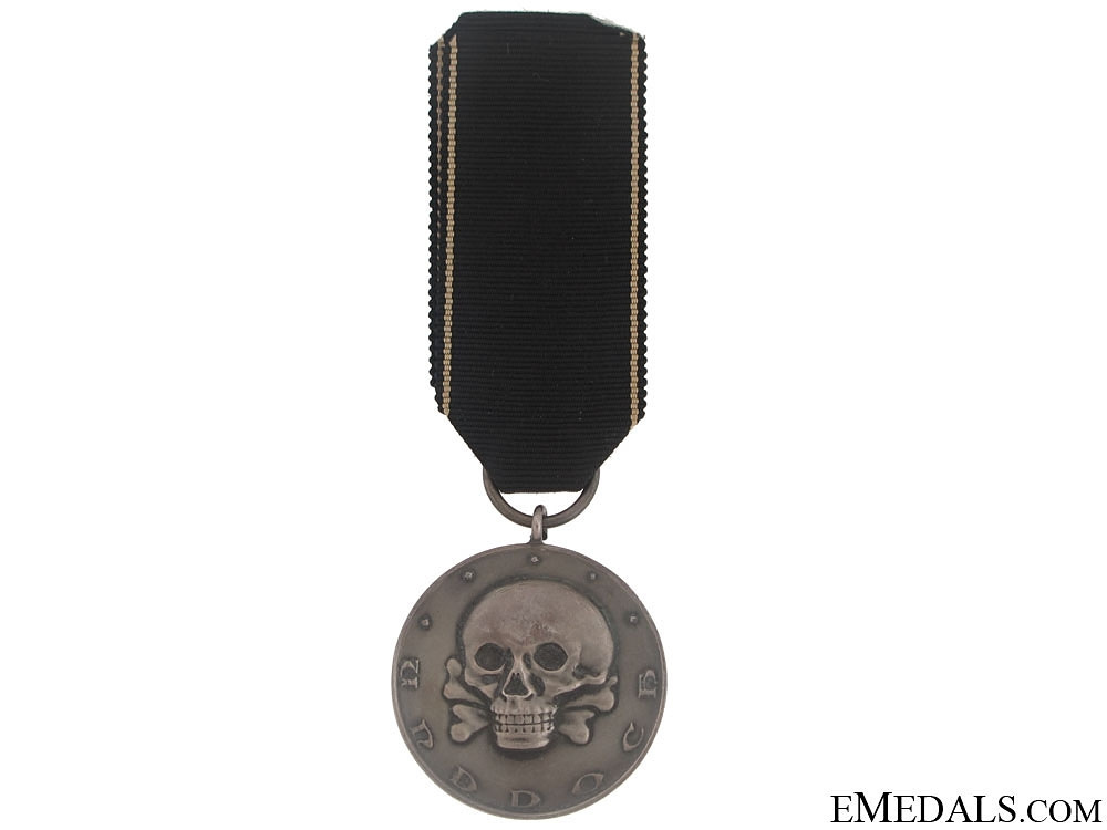 eMedals-Freikorps, Medal of the Iron Division 1919