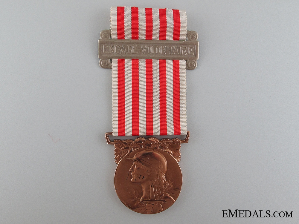 eMedals-French Commemorative Medal of the War, 1914-1918
