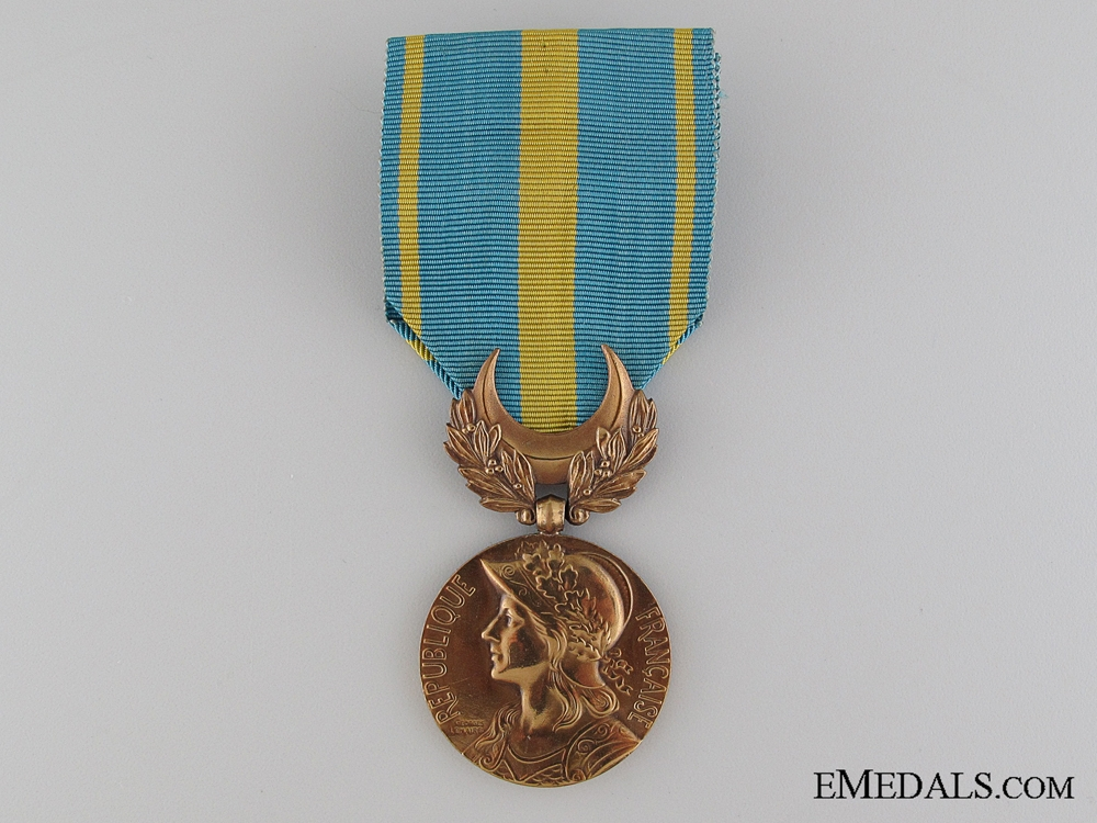 eMedals-French Commemorative Medal for Operations in the Middle East, 1956