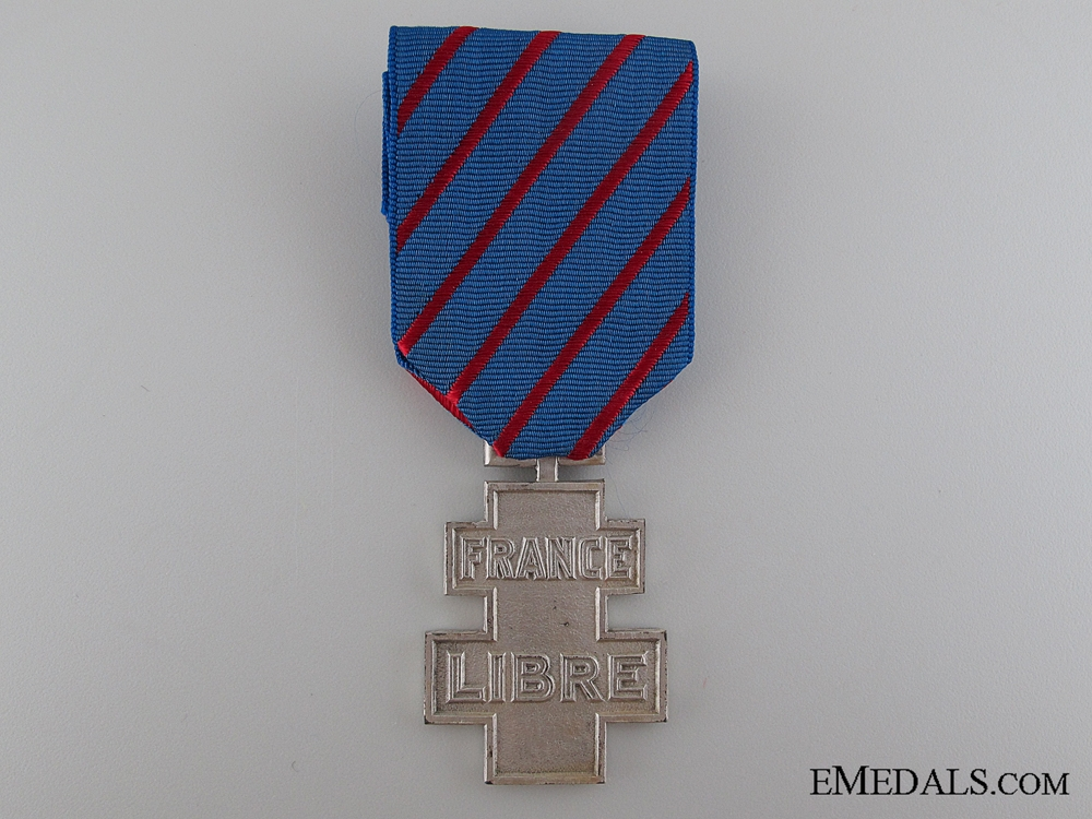 eMedals-French Medal for Voluntary Service in the Free French Forces, 1940-1945