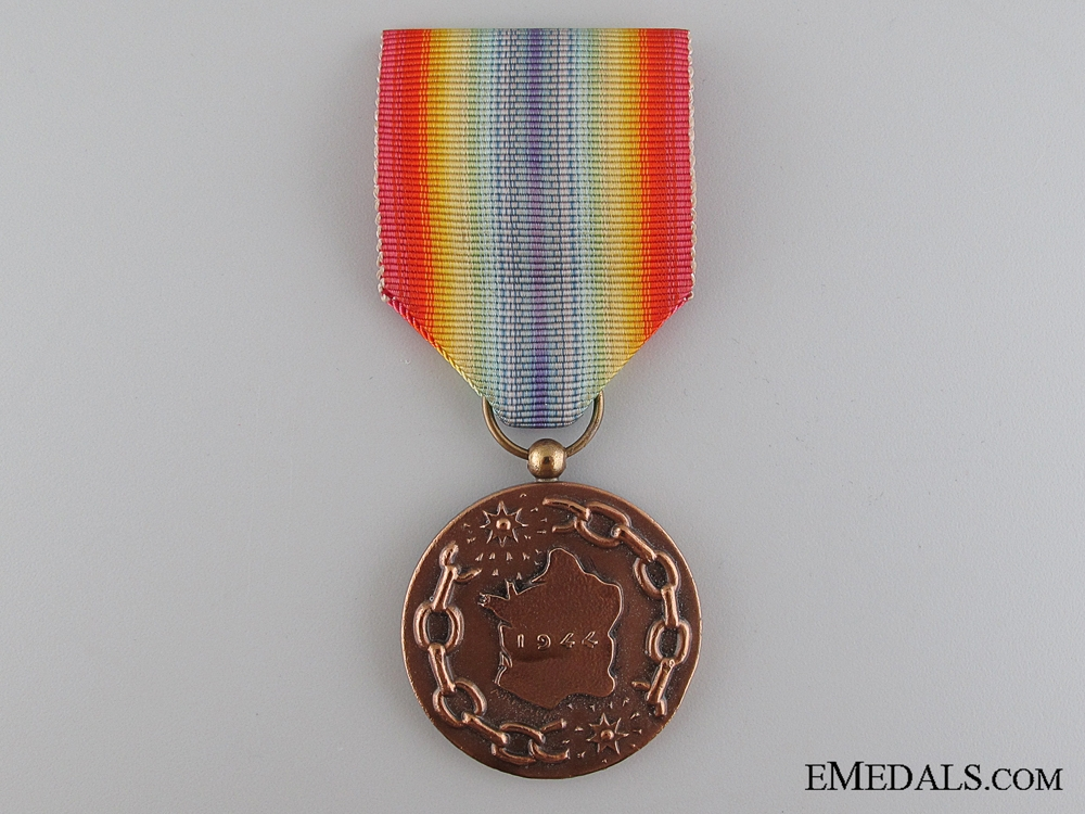 eMedals-French Medal of Liberated France