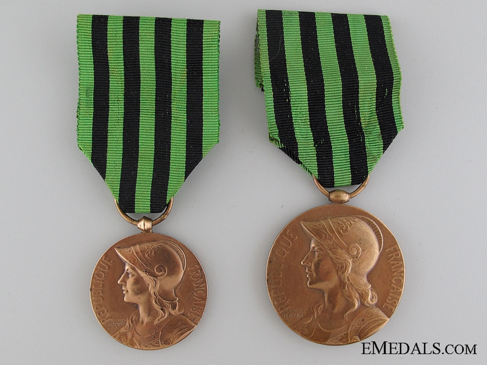 eMedals-French War Commemorative Medal, 1870-1871