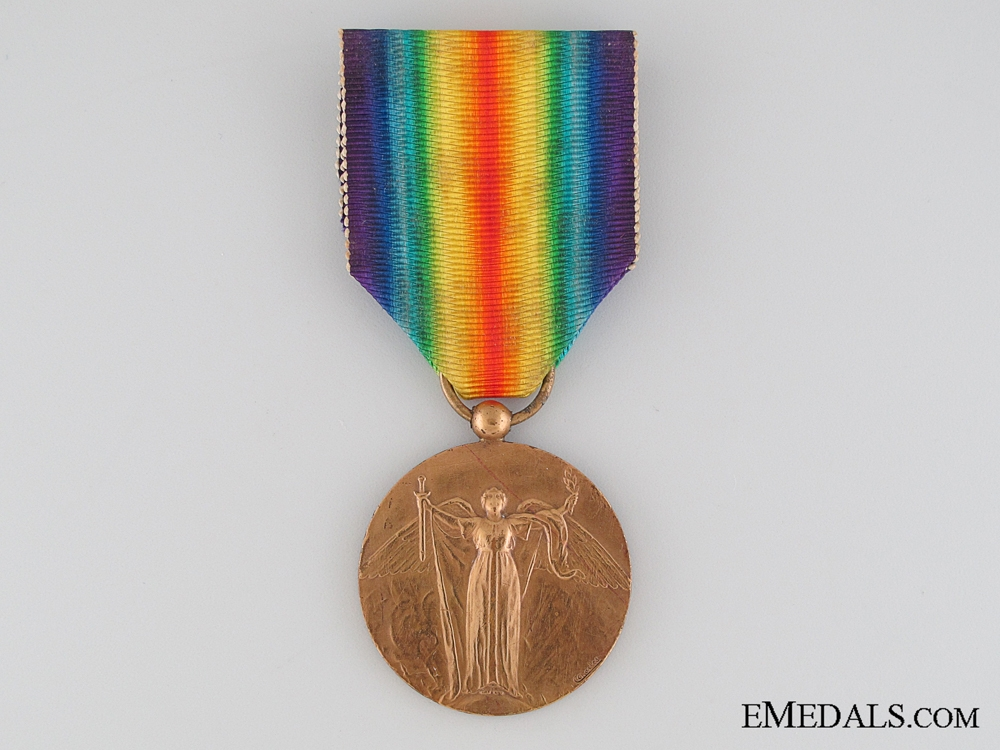 eMedals-French WWI Victory Medal, Type III, Non-Official
