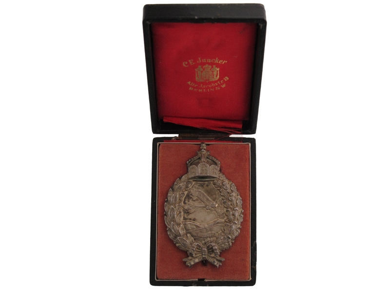 eMedals-Cased Prussian Pilot's Badge