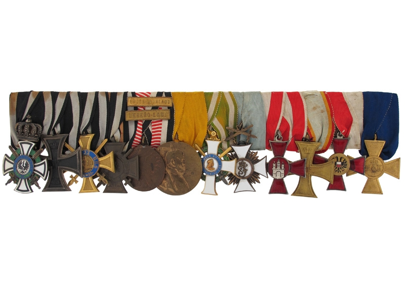 eMedals-Superb Colonial Group of Twelve,