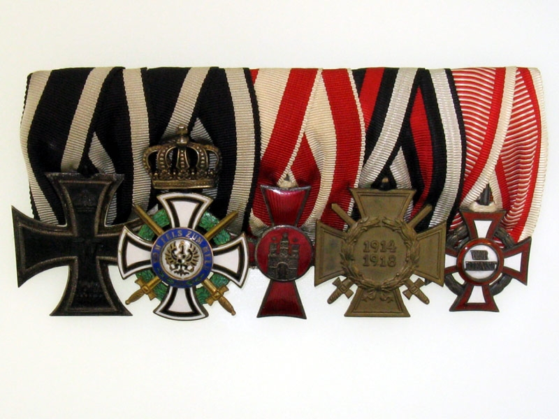 eMedals-WWI Group of Five