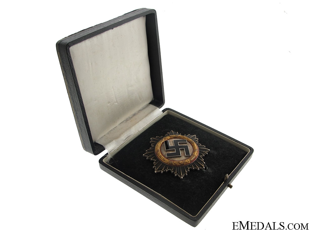 eMedals-German Cross in Gold  Cased