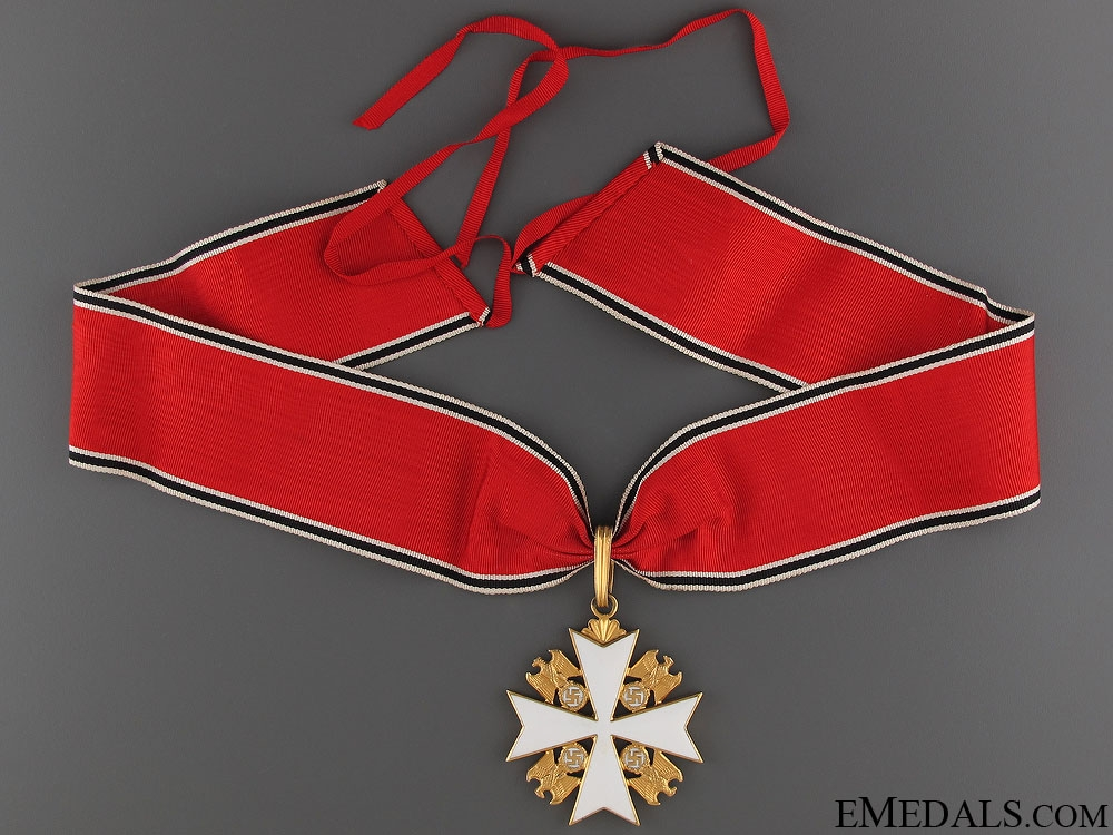 eMedals-German Eagle Order - Third Class by Godet