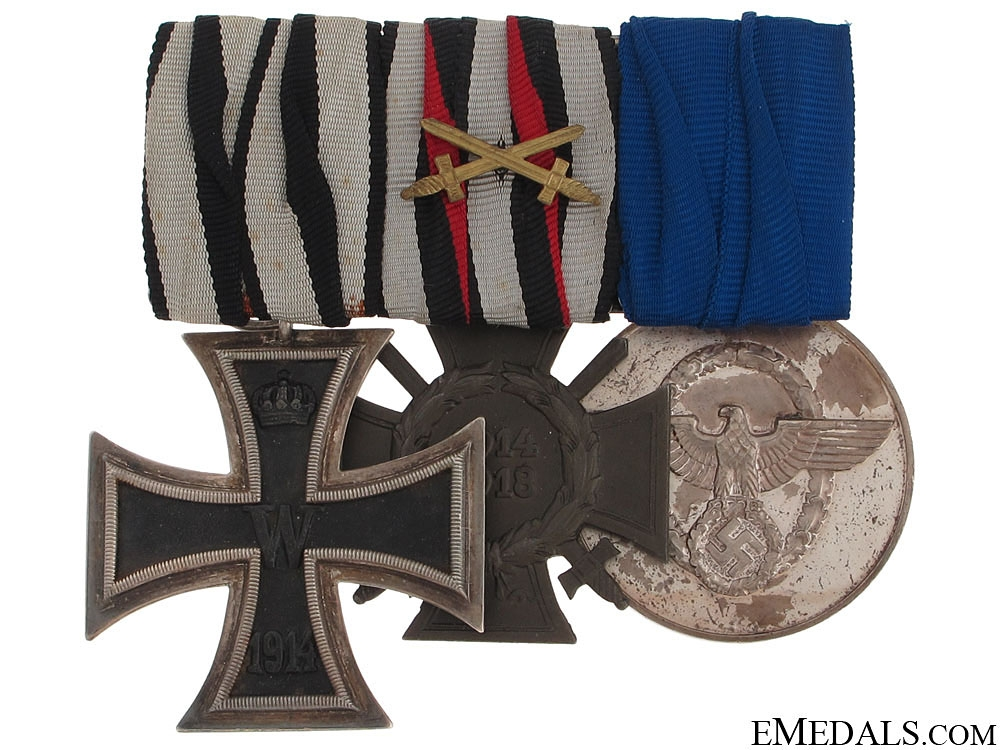 eMedals-German Group of Three