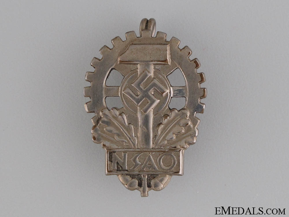 eMedals-German Victims of Industrial Accidents Badge