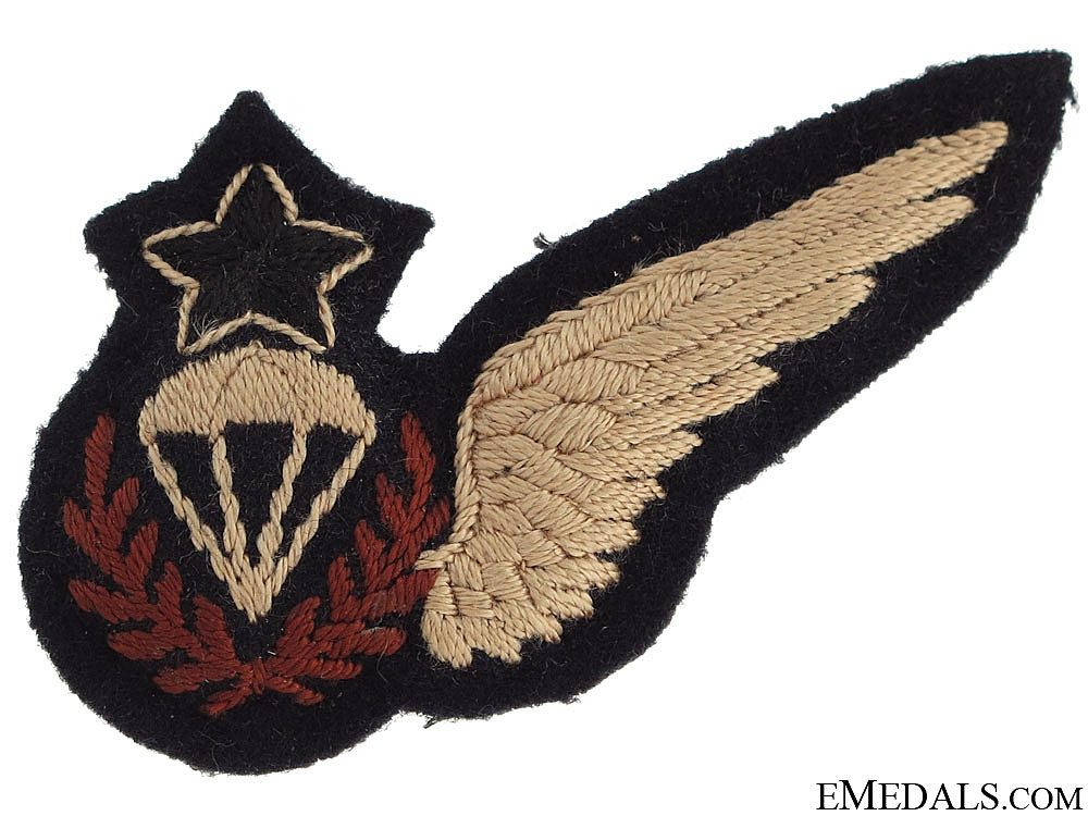 eMedals-Ghanaian Parachute Jump Instructors Wing
