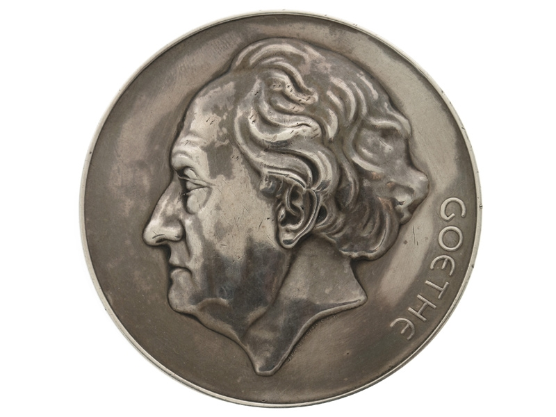eMedals-Goethe Medal for Art and Science