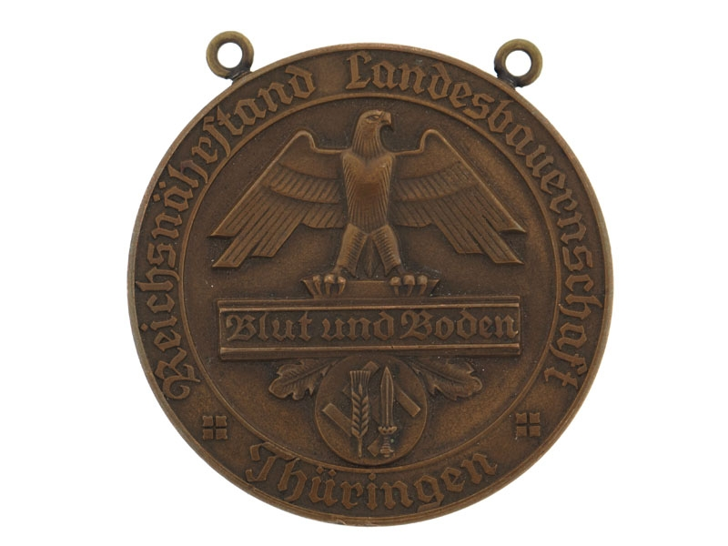 "eMedals-""Blut und Boden"" Table Medal"