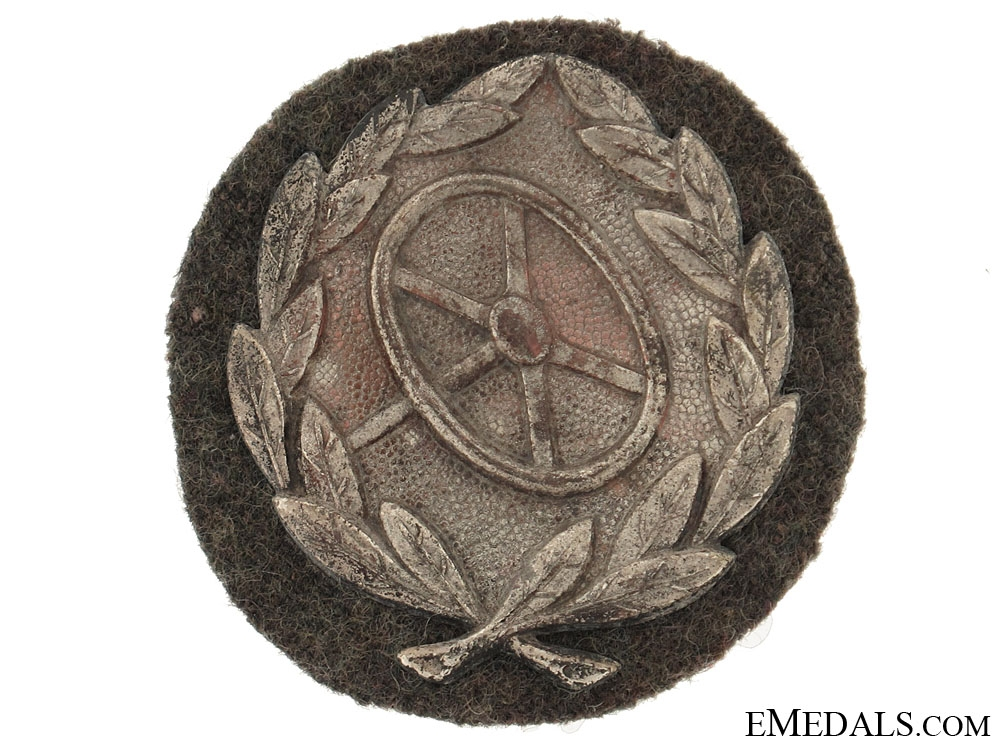 eMedals-Army Drivers Badge