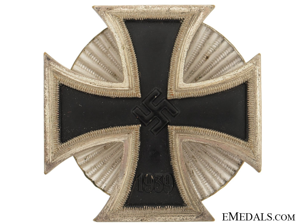 eMedals-Iron Cross First Class 1939-Schinkel Version