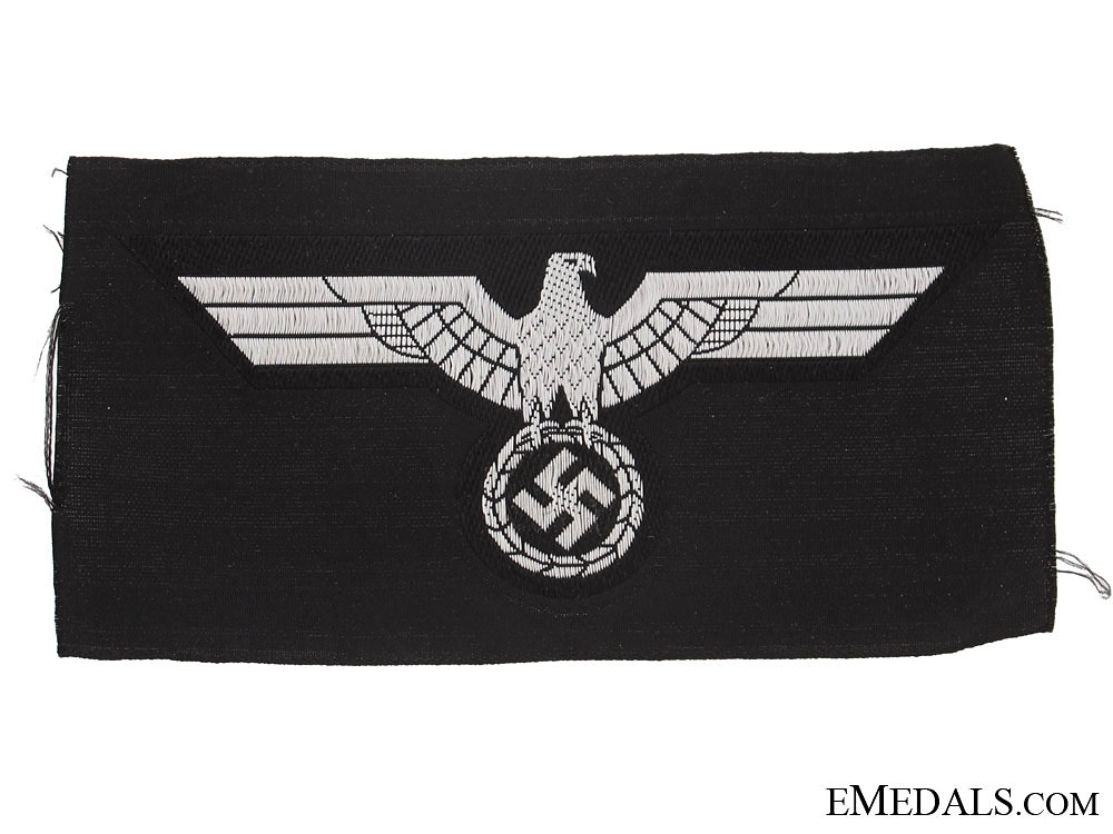eMedals-Panzer Breast Eagle