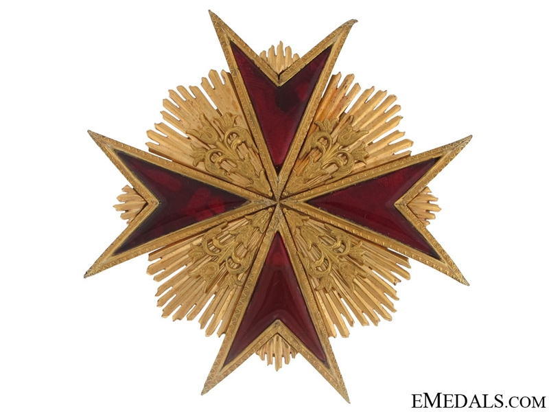 eMedals-Grand Duchy of Tuscany, Order of Saint Stephen