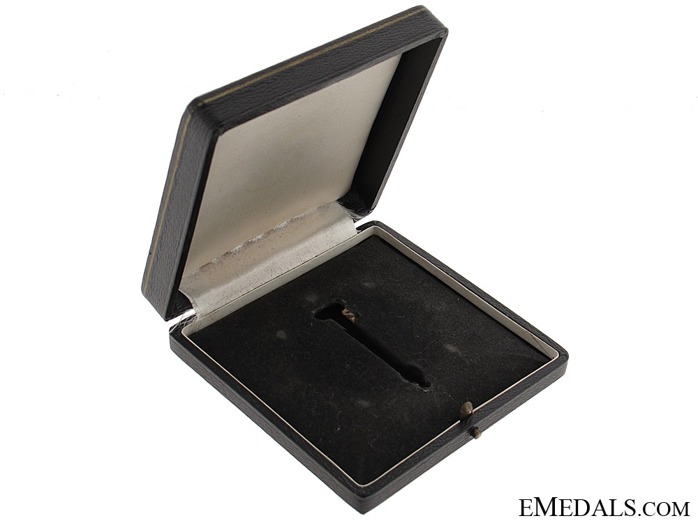 eMedals-Case for German Cross in Gold