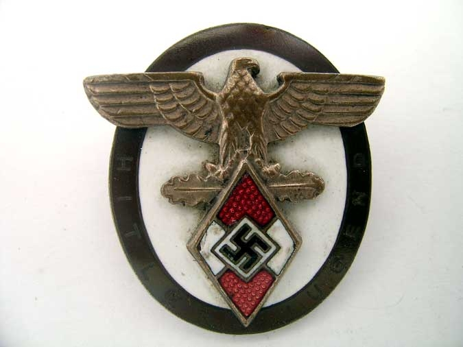 eMedals-DECORATION OF THE HIGH COMMAND OF THE H.J.