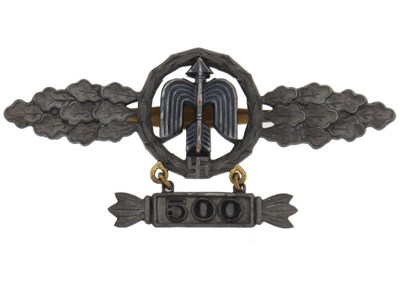 eMedals-Squadron Clasp for Fighter Pilots - 500