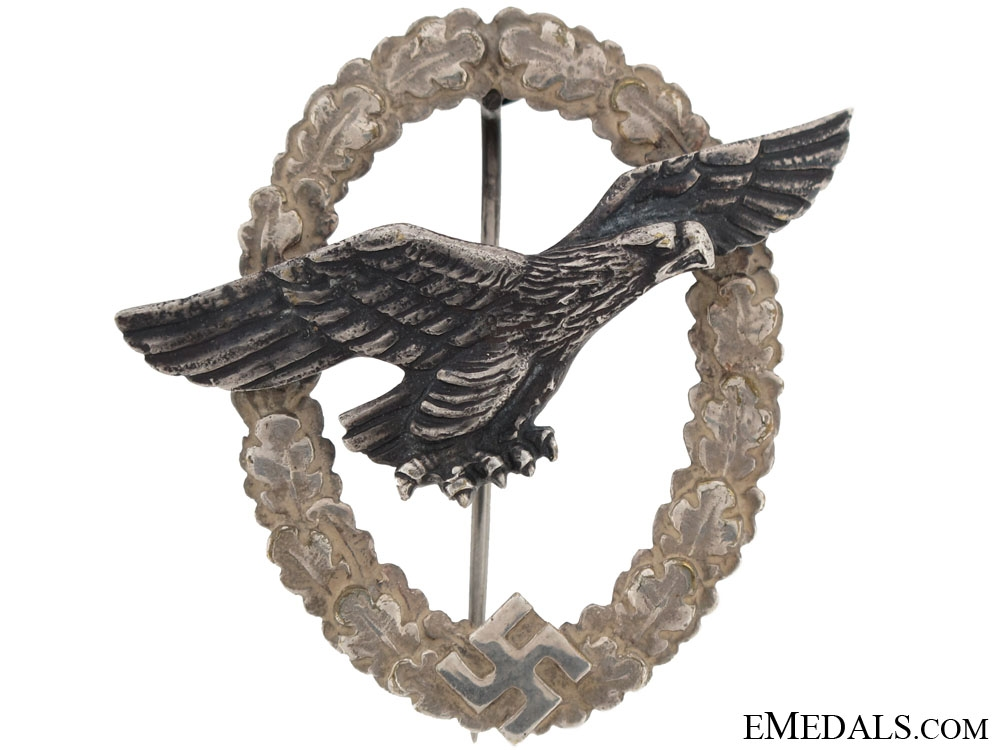 eMedals-The Glider Pilot Badge  Rare Large Eagle