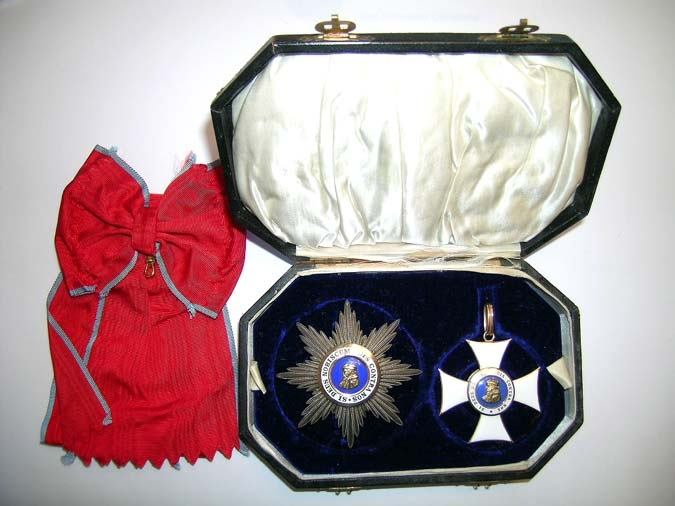 eMedals-HESSE-DARMSTADT, Order of Philip the Brave
