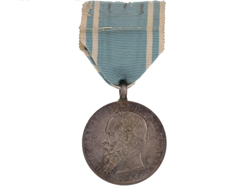 eMedals-Bavaria, 40 Years Service Medal