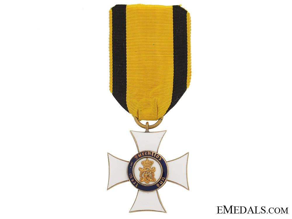 eMedals-The Royal Military Merit Order