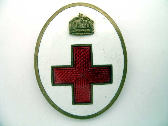 eMedals-RED CROSS BADGE