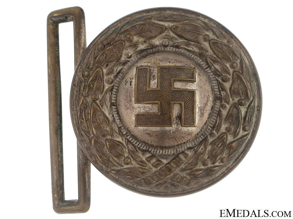 eMedals-Hitler Youth Leader's Buckle