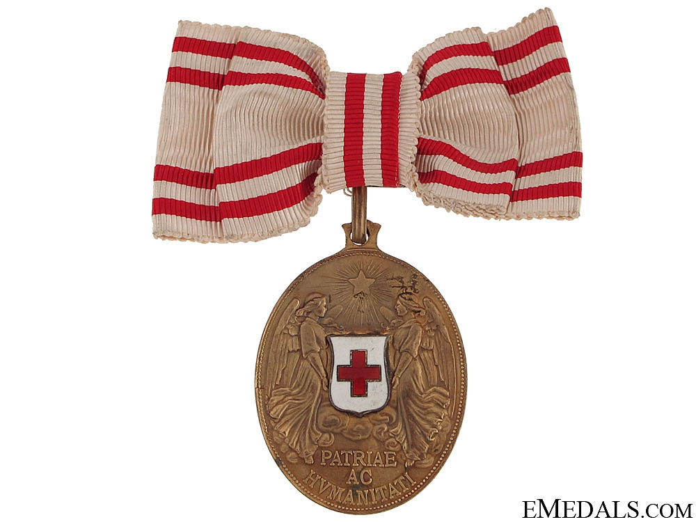 eMedals-Honor Decoration of the Red Cross