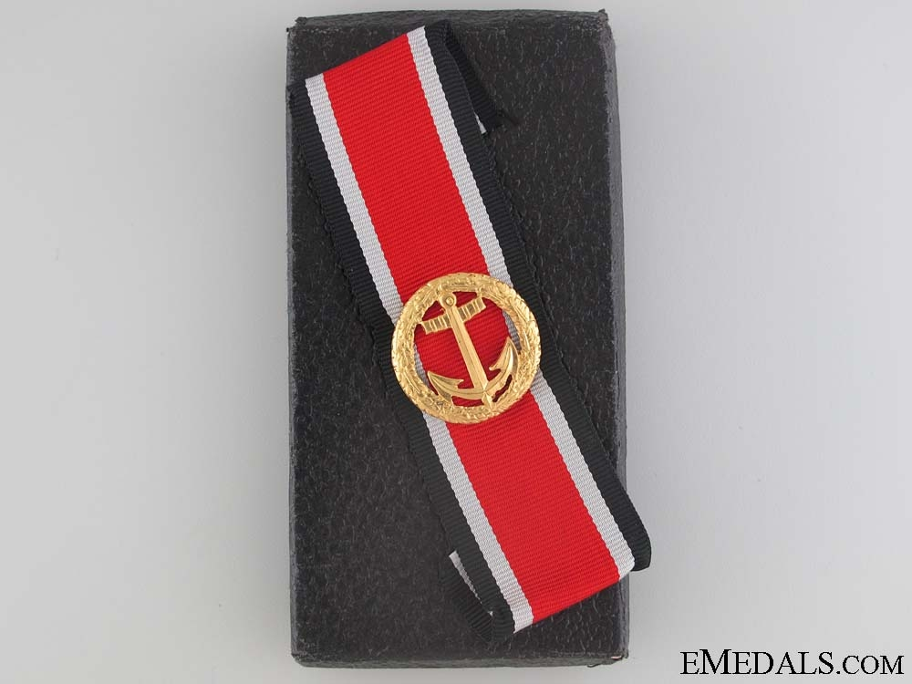 eMedals-Honour Roll Clasp of the Kreigsmarine - 1957 Issue