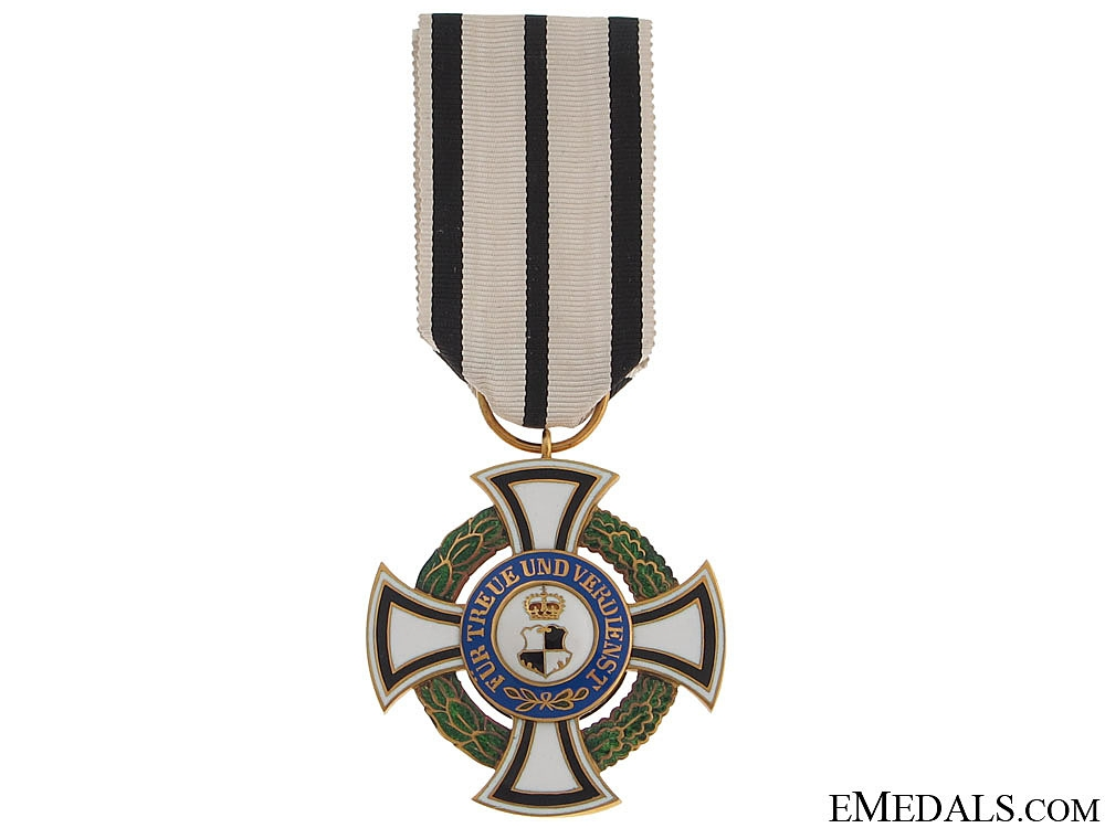 eMedals-House Order of Hohenzollern