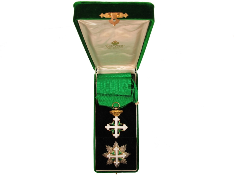 eMedals-Order of Saint Maurice and St. Lazarus,