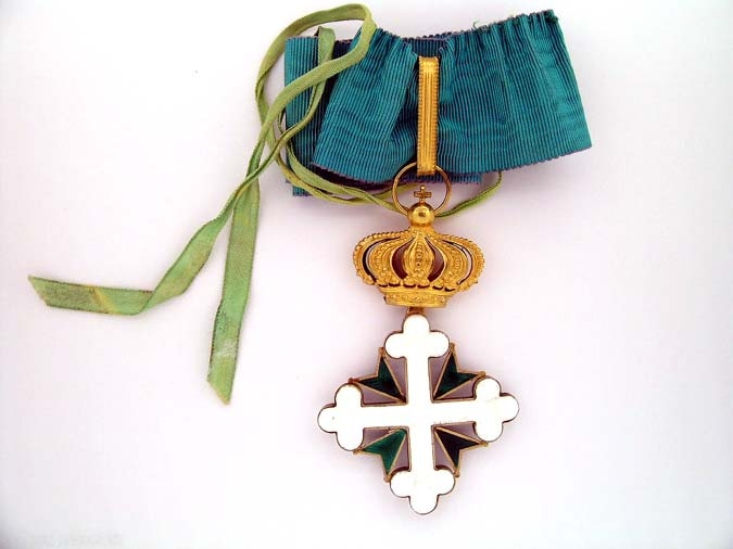 eMedals-Order of St. Maurice & Lazarus
