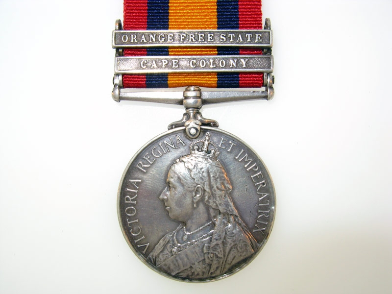 eMedals-Queen's South Africa Medal,